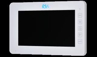 Установка видеодомофона RVi-VD7-22(white)