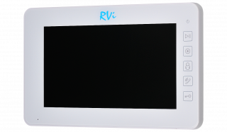 Установка видеодомофона RVi-VD7-21M(white)