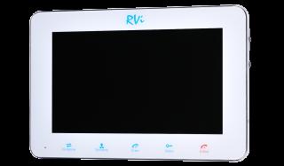 Установка видеодомофона RVi-VD7-11M(white)