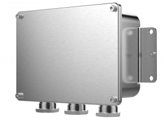 Монтажная коробка  DS-1284ZJ-M под видеокамеру