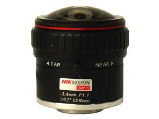 Объектив  HF3417D-12MPIR  под видеокамеру