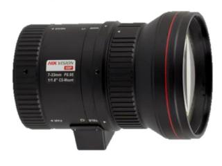 Объектив вариофокальный HV0733D-6MP под видеокамеру