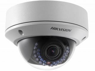 Установка камеры видеонаблюдения IP DS-2CD2732F-IS