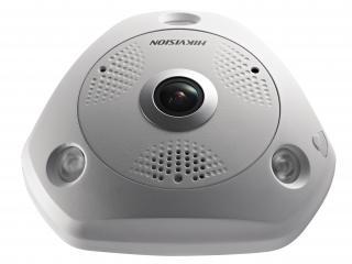 Установка камеры видеонаблюдения IP DS-2CD6332FWD-IS