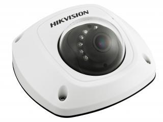 Установка камеры видеонаблюдения IP DS-2CD2532F-IWS