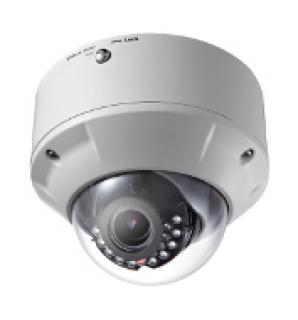 Установка камеры видеонаблюдения IP DS-2CD7353F-EI