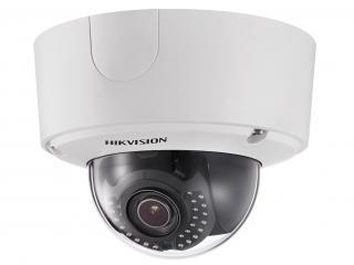 Установка камеры видеонаблюдения IP DS-2CD4585F-IZH
