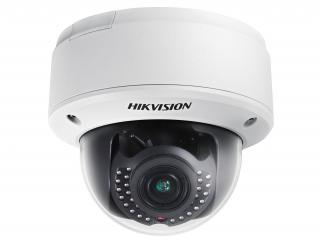 Установка камеры видеонаблюдения IP iDS-2CD6124FWD-I/H