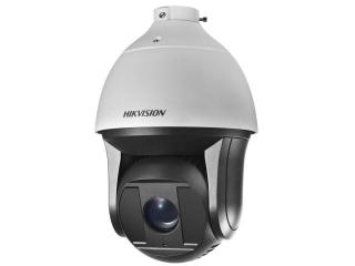 Установка камеры видеонаблюдения IP DS-2DF8236I-AEL