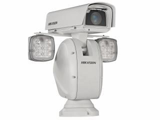Установка камеры видеонаблюдения IP DS-2DY9188-AI2