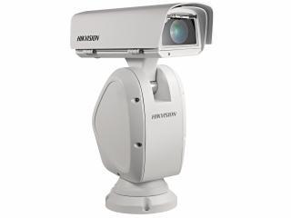 Установка камеры видеонаблюдения IP DS-2DY9185-A