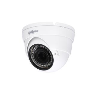 Установка камеры видеонаблюдения HD-HAC-HDW1200RP-VF