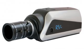 Установка камеры видеонаблюдения RVi-IPC20DN