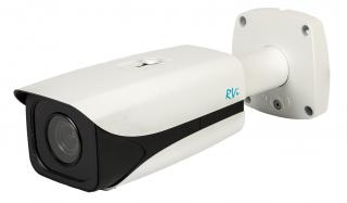 Установка камеры видеонаблюдения RVi-IPC43-PRO(2.7-12 мм)