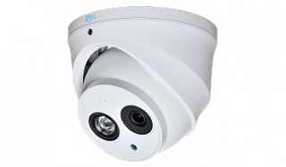 Установка камеры видеонаблюдения RVI-IPC34VDM4