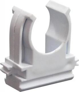 Держатель для труб 40мм  (серый)