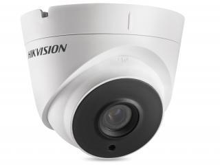 Установка камеры видеонаблюдения DS-2CE56D7T-IT1 (2.8 mm)