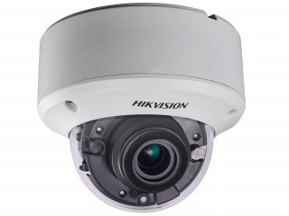 Установка камеры видеонаблюдения DS-2CE56F7T-VPIT3Z (2.8-12 mm)
