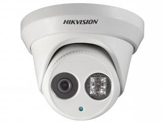 Установка камеры видеонаблюдения IP DS-2CD2342WD-I (6mm)