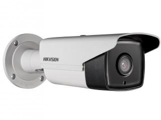 Установка камеры видеонаблюдения IP DS-2CD2T42WD-I5 (6mm)