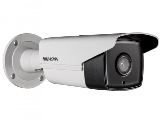 Установка камеры видеонаблюдения IP DS-2CD2T42WD-I5 (12mm)