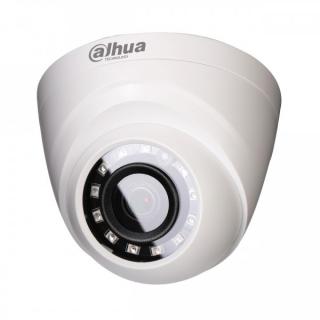 Установка камеры видеонаблюдения DH-HAC-HDW1220RP-0280B
