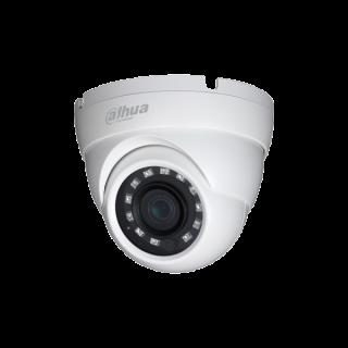 Установка камеры видеонаблюдения DH-HAC-HDW1400MP-0280B