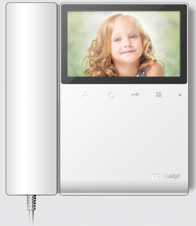 Установка видеодомофона Commax CDV-43K