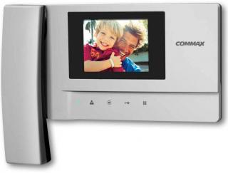 Установка видеодомофона Commax CDV-35A