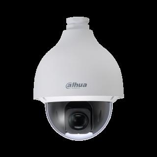 Установка камеры видеонаблюдения DH-IPC-SD50230S-HN для улицы