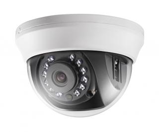 Установка камеры видеонаблюдения DS-2CE56C0T-IRMM