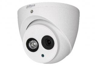 Установка камеры видеонаблюдения DH-HAC-HDW2120EP-0360B