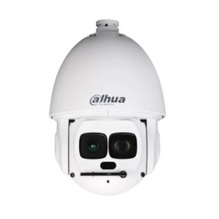 Установка камеры видеонаблюдения DH- SD6AL230F-HNI-IR