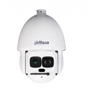Установка камеры видеонаблюдения DH- SD6AL240-HNI