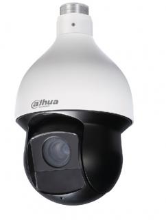 Установка камеры видеонаблюдения DH-IPC-SD59120T-HN