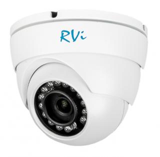 Установка камеры видеонаблюдения CVI RVi-HDC311VB-C (3.6 мм)