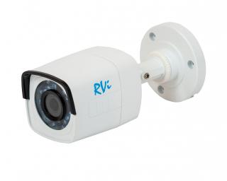 Установка камеры видеонаблюдения TVI RVi-HDC411-T (2.8 мм)