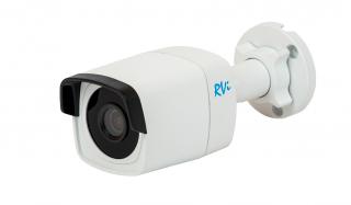 Установка камеры видеонаблюдения RVi-IPC41LS (2.8 мм)