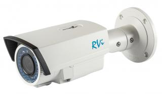 Установка камеры видеонаблюдения RVi-IPC42LS (2.8-12 мм)