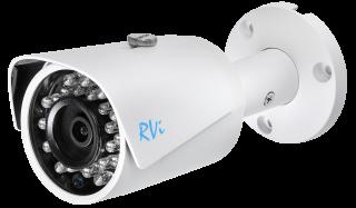 Установка камеры видеонаблюдения RVI-IPC44 (3.6мм)