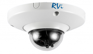 Установка камеры видеонаблюдения RVi-IPC33M(6 мм)