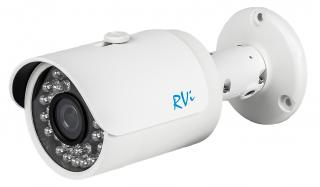Установка камеры видеонаблюдения RVi-IPC42S(6 мм)