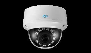 Установка камеры видеонаблюдения RVi-IPC32VDN