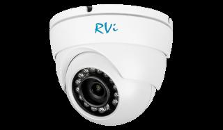 Установка камеры видеонаблюдения RVi-IPC32S (2.8 мм)