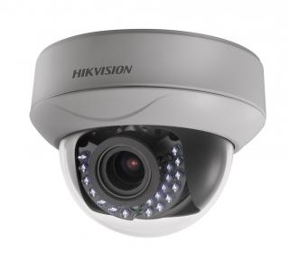 Установка камеры видеонаблюдения DS-2CE56D5T-VFIR