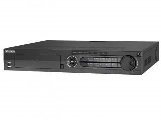 Установка видеорегистратора DS-7316HQHI-F4/N