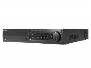 Установка видеорегистратора IP DS-7732NI-E4/16P