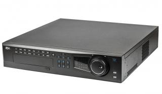 Установка видеорегистратора RVi-IPN32/8-PRO-4K