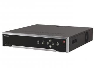 Установка видеорегистратора IP DS-7716NI-I4