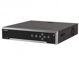 Установка видеорегистратора IP DS-7716NI-I4/16P
